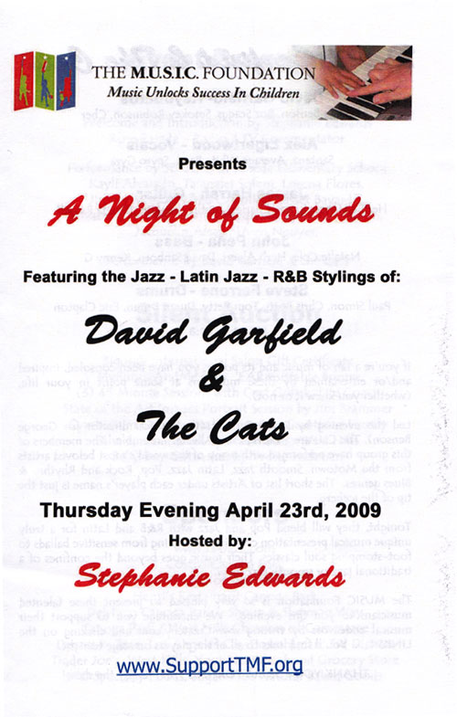 David Garfield : Creatchy : Keyboard Player